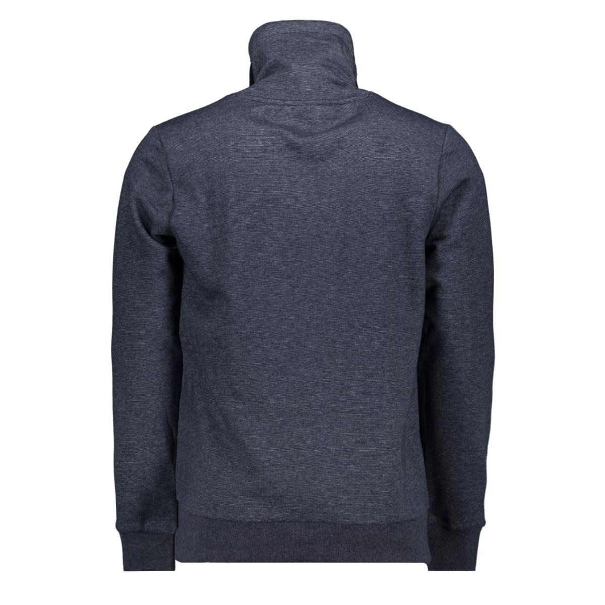 jcogen sweat hood 12162073 jack & jones sweater sky captain/melange/jj