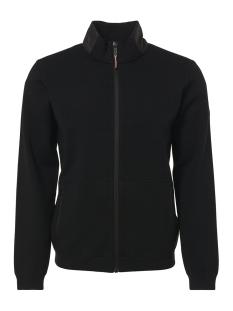 NO-EXCESS Vest ZIP CARDIGAN 92210933 020 Black