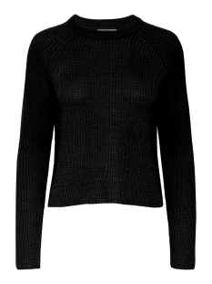 Only Trui ONLBREE L/S PULLOVER KNT 15195385 Black