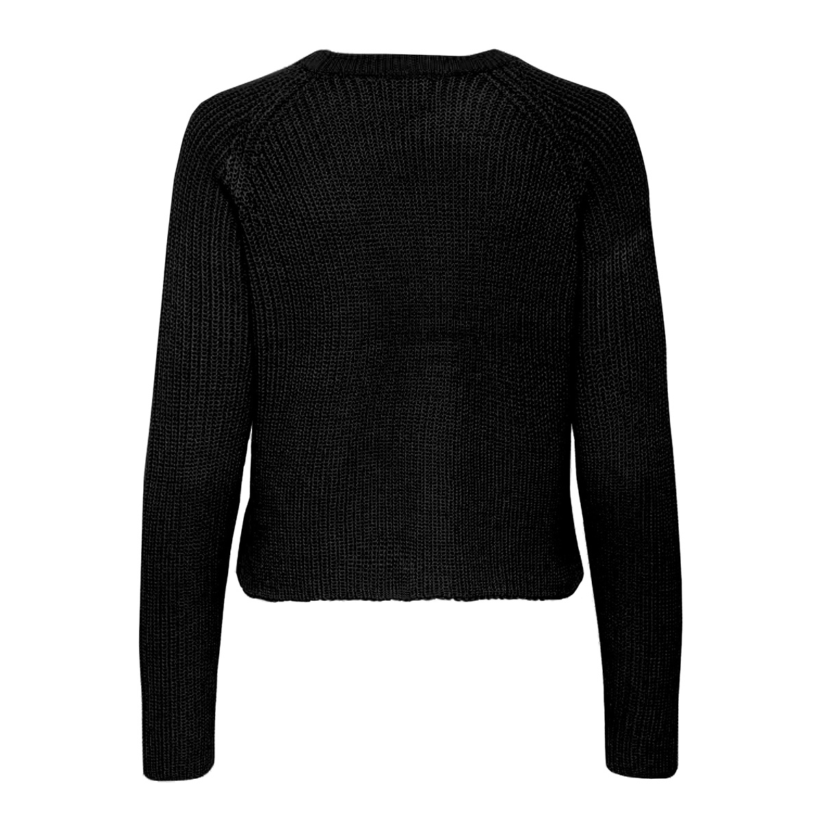 onlbree l/s pullover knt 15195385 only trui black