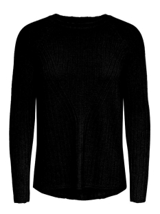 Only Trui ONLNADINE L/S PULLOVER KNT 15192435 Black