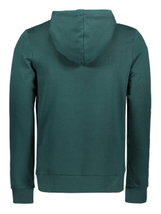 jortype sweat  hood france 12173497 jack & jones sweater sea moss/slim