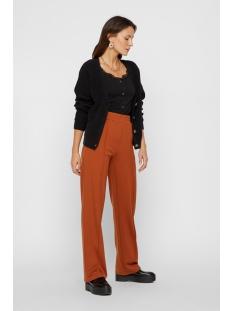 pckarie ls knit cardigan noos 17100685 pieces vest black