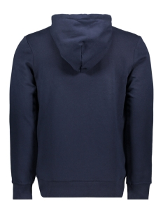 jjelogo sweat hood 2 col 19/20 noos 12157324 jack & jones sweater navy blazer