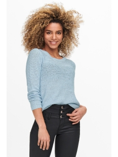 Only Trui ONLGEENA XO L/S PULLOVER KNT NOOS 15113356 Cashmere Blue
