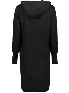 pckiba ls hoodie dress bf 17102316 pieces jurk black