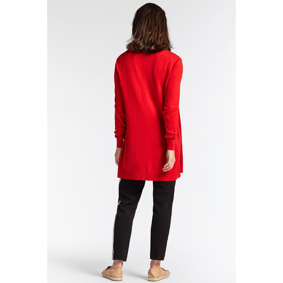 halflang vest 21001570 sandwich vest 20151 red