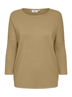 Saint Tropez Trui ROUNDNECK PULLOVER 30500003 151040 ICED COFFEE