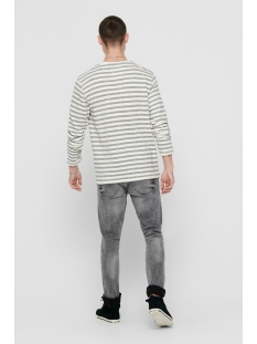 onschai sweat ce 6219 22016219 only & sons trui dress blues