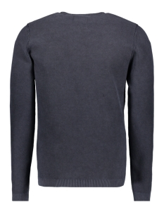 waffle pullover 90210221n no-excess sweater 078 night