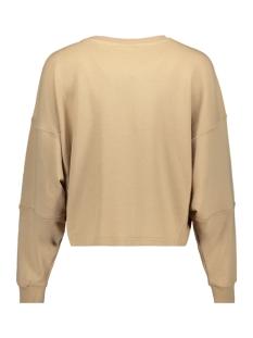 nmpumba l/s sweat unbrushed bg 27012893 noisy may sweater nomad