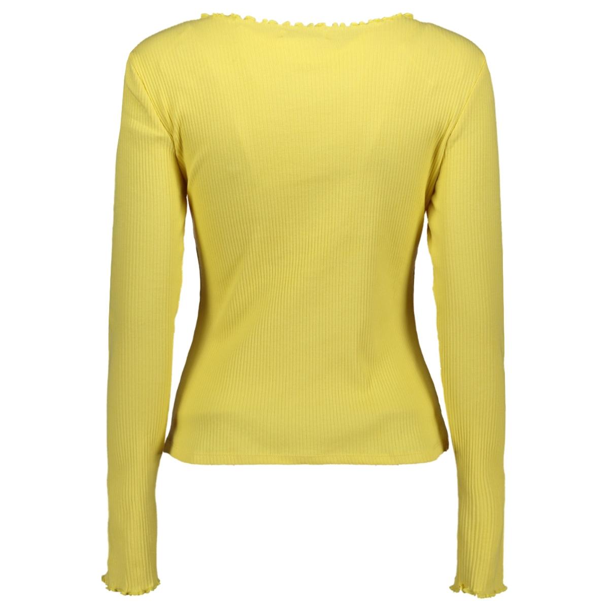 pcnukisa ls cardigan bc 17101835 pieces vest lemon drop