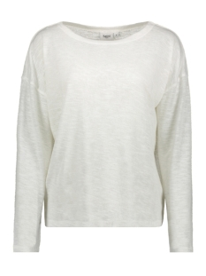 Saint Tropez T-shirt ROSESZ KNIT BLOUSE 30510056 110605 ICE