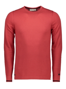 Cast Iron Trui FINE COTTON STRUCTURE CREWNECK CKW202310 3074