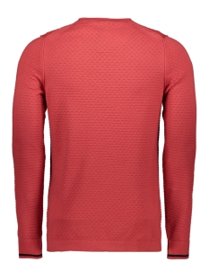 fine cotton structure crewneck ckw202310 cast iron trui 3074