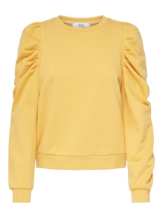 Only sweater ONLDIDA L/S PUFF SWEAT 15208600 BUFF YELLOW