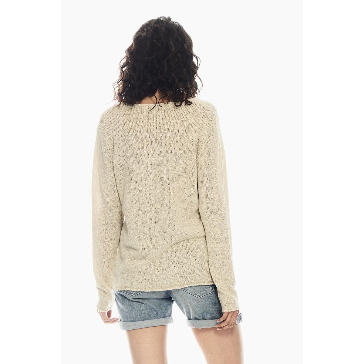 pullover p00241 garcia trui 8832 sandshell