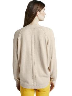 breed vest met vleermuis mouwen 1019596xx70 tom tailor vest 23304