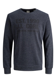 Jack & Jones sweater JCOHUKE SWEAT CREW NECK 12171070 Sky Captain/Melange