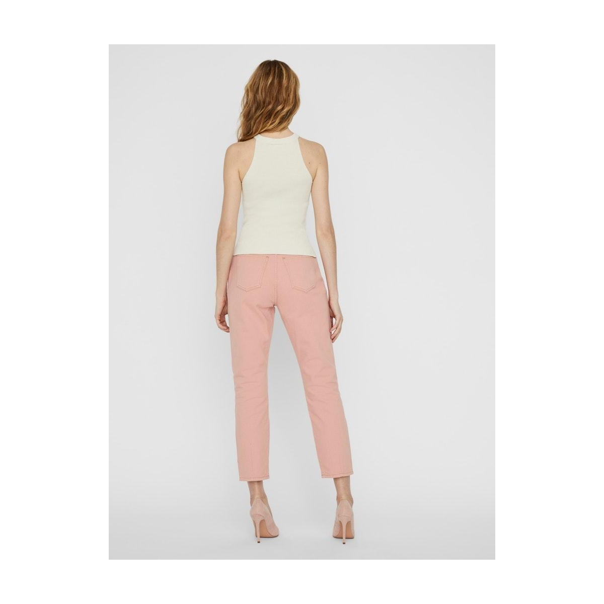 nmbass s/l cropped knit top 27001535 noisy may top sugar swizzle