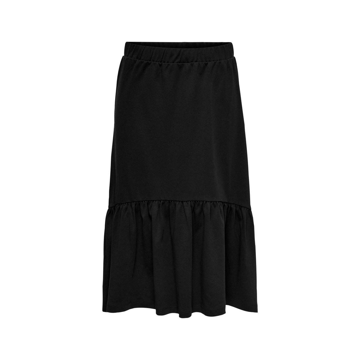 jdyrelax sweat skirt jrs exp 15214013 jacqueline de yong rok black