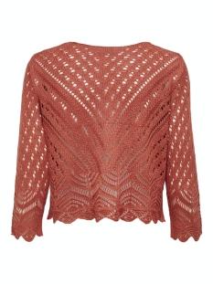 jdynew sun 3/4 cropped pullover knt 15212788 jacqueline de yong trui bruschetta