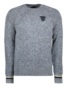 PME legend Trui COTTON MOULINE CREWNECK PKW205322 5030