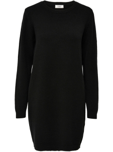 Jacqueline de Yong Jurk JDYMARCO L/S DRESS KNT NOOS 15184977 Black