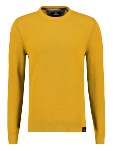 Lerros Trui PULLOVER IN STRUCTUURBREI 2085001 520/Corn Yellow