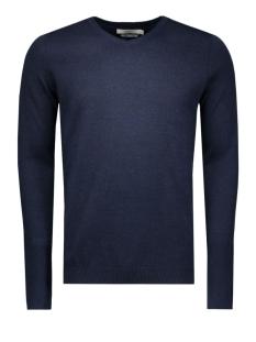 jjprlucas knit v-neck 12092895-1 jack & jones trui navy blazer