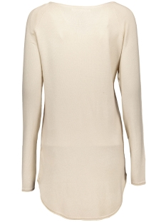 onlmila lacy long pullover noos 15109964 only trui pumice stone