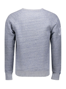 m20009anf1 superdry sweater call blue