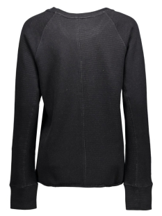 fermy double print osi femmes sweater grey