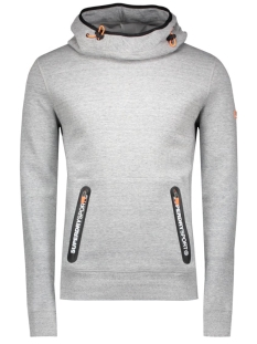 Superdry Sport trui M20003PM GREY GRIT