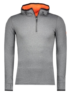 Superdry Sport trui M20006PM GREY GRIT