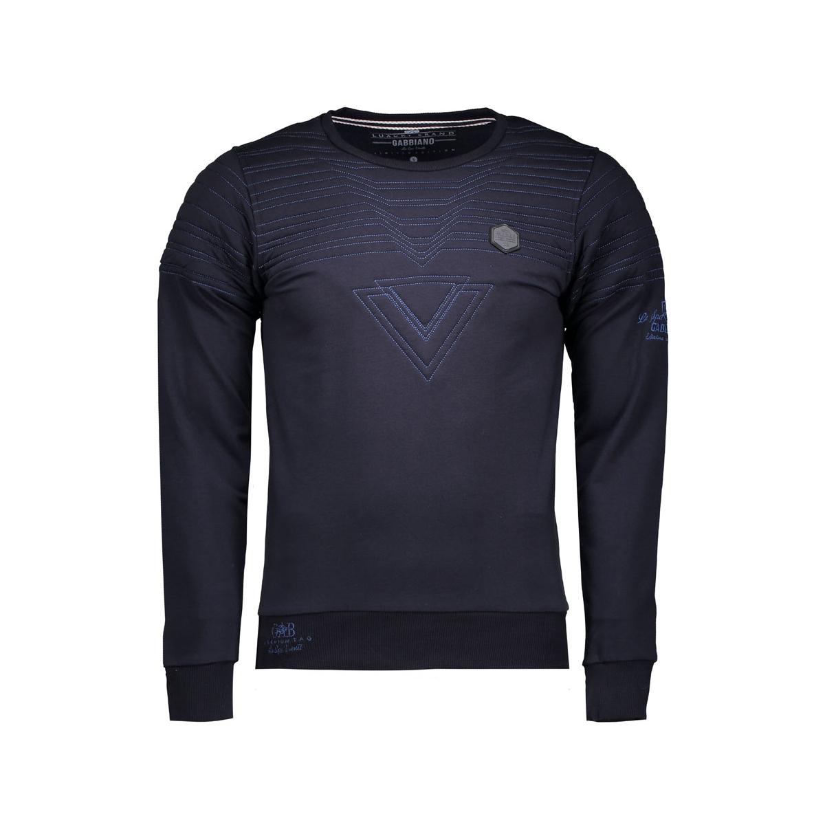 5447 gabbiano sweater navy
