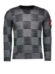 Gabbiano T-shirt 5398 Antra
