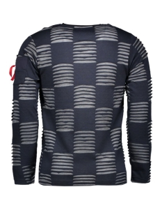 5398 gabbiano t-shirt navy