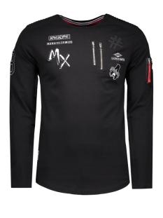 Gabbiano T-shirt 5383 zwart