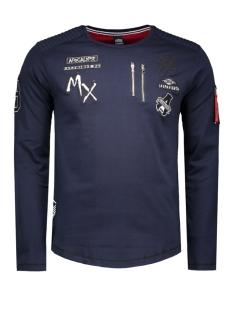 Gabbiano T-shirt 5383 navy