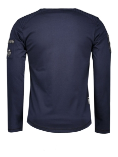 5383 gabbiano t-shirt navy
