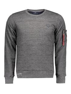 Gabbiano Sweater 5513 Zwart