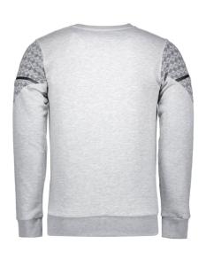 5370 gabbiano sweater grijs