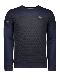5370 gabbiano sweater navy
