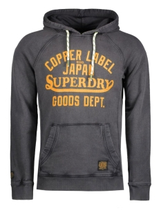 Superdry Sweater M20000TN OIL BLACK
