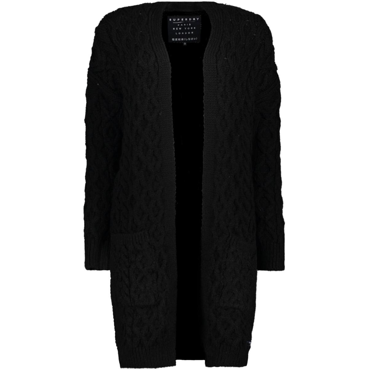 g61004kp elicia superdry vest 02a black