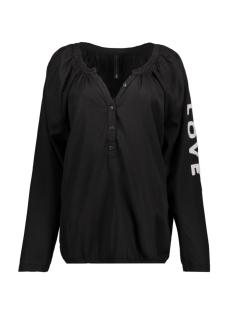 10 Days Blouse 20-401-7104 BLACK