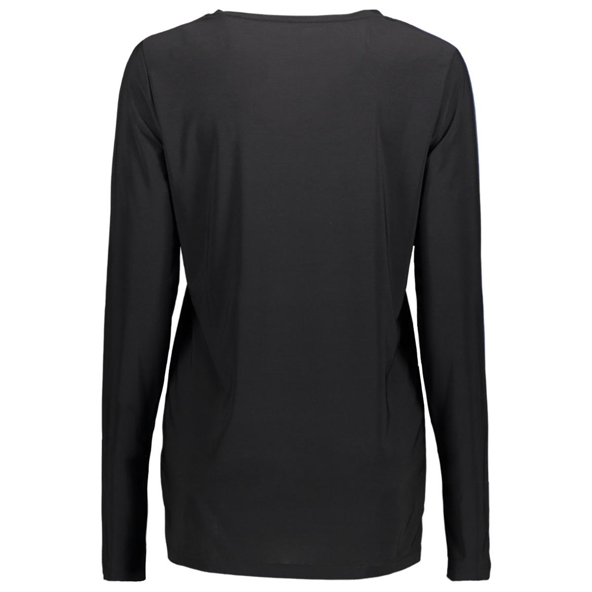 bonny zoso t-shirt black/blue