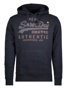 Superdry Sweater M20018HP MONO HOOD 98T NAVY