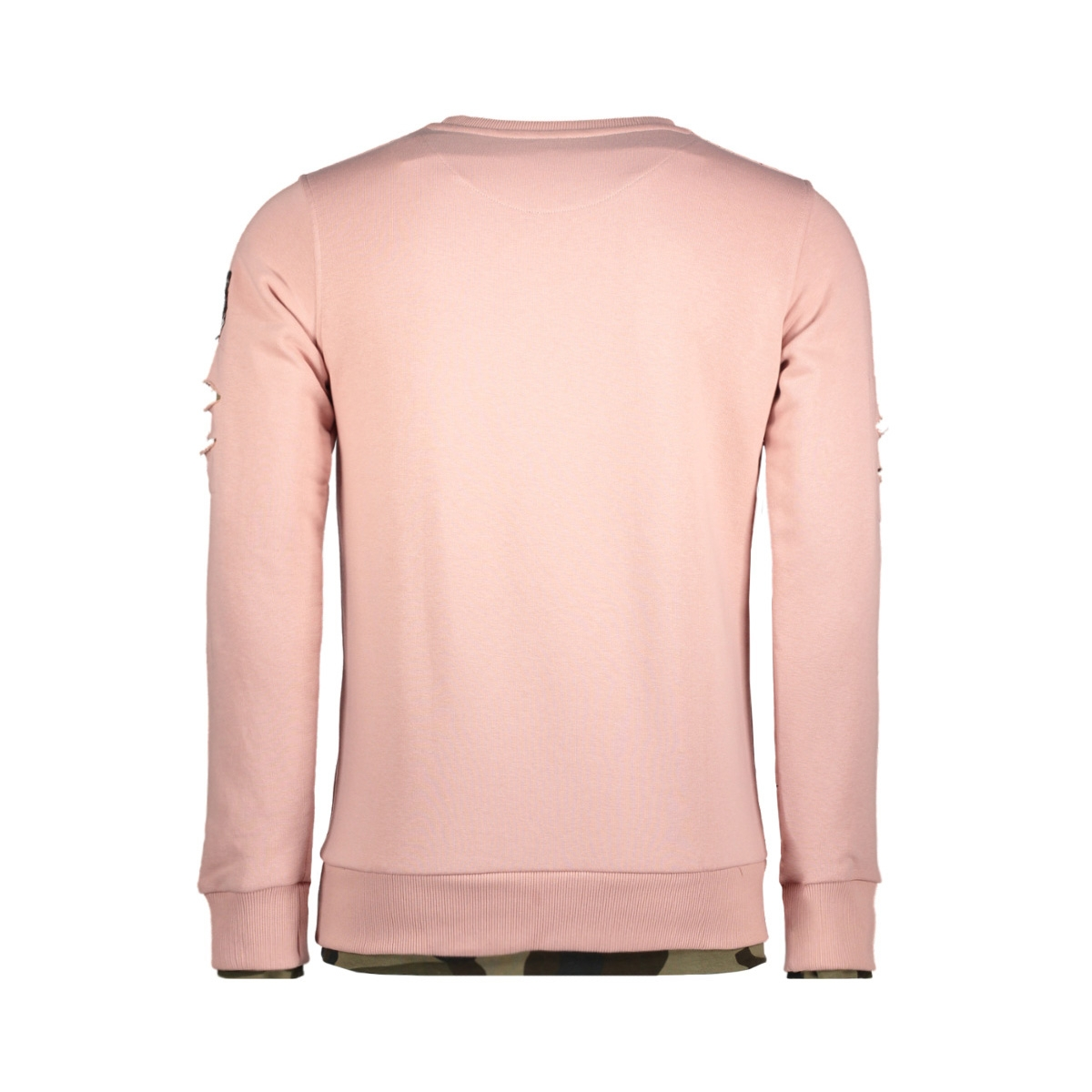 76108 gabbiano sweater pink